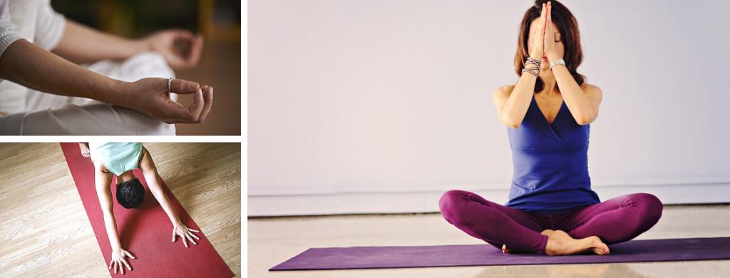 digitaler Yoga-Retreat