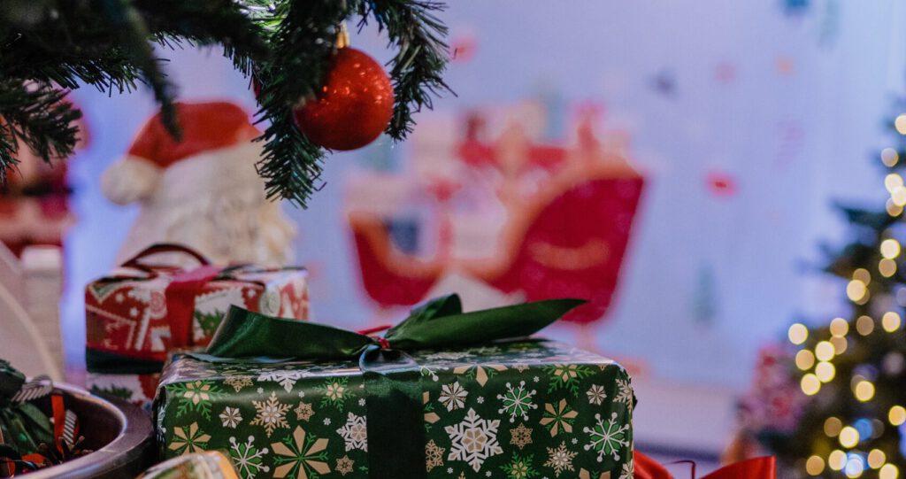 Weihnachtspäckchen-Aktion