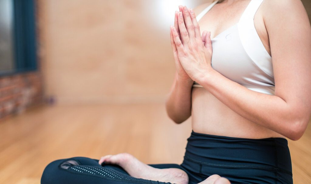 Online Yogaevent